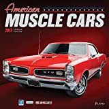 img - for American Muscle Cars 2017 Square Plato (ST Foil) book / textbook / text book