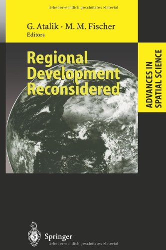 Regional Development Reconsidered (Advances in Spatial Science)