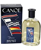 Canoe By Dana For Men. Eau De Toilette 4.0 Oz.