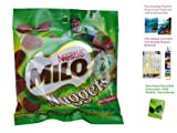 Nestle Milo Nuggets Chocolate Flavoured Confectionery Actigen-E (40 grams)