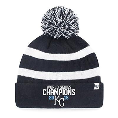 MLB 2015 World Series Champions '47 Breakaway Cuff Knit Hat with Pom