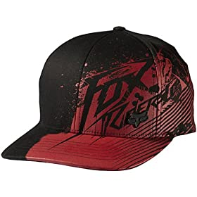 online retailer ee9a2 4247f ... czech fox racing sportswear fresh kill mens flexfit casual hat cap  color black 20ed3 638ff