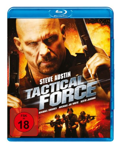 Tactical Force [Blu-ray]