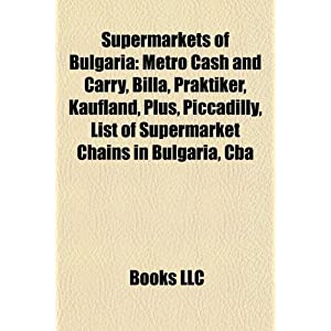 List Of Supermarkets Bulgaria | RM.