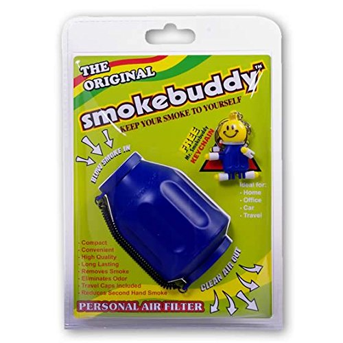 Smoke-Buddy-Personal-Air-Filter-Blue