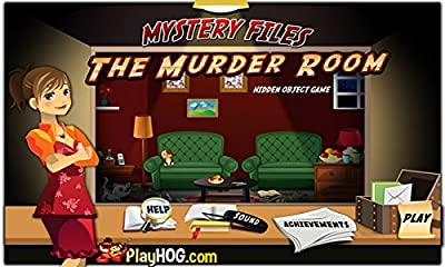 Mystery Files - The Murder Room - Hidden Object Game (Mac) [Download]