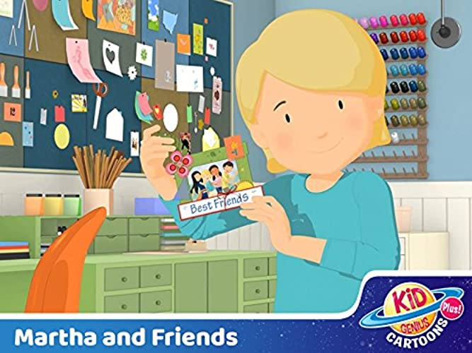 Martha & Friends Season 2 Episode 208