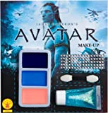 Avatar Navi Make Up Kit, Blue, One Size