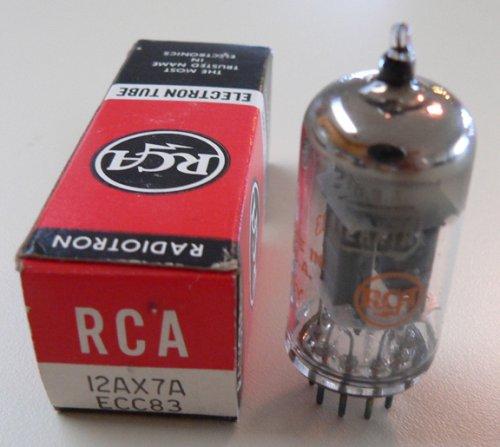 RCA 12AX7 A