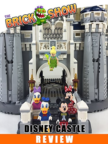 LEGO Disney Castle Review (71040)
