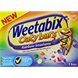 Weetabix Oatybars Rainbow Smashems 23 g (Pack of 5)