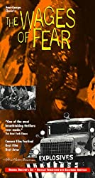 Wages of Fear [VHS] [Import]