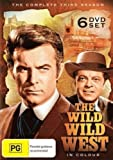 The Wild Wild West - The Complete Third Season (Remastered Picture)