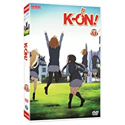 K-ON! Volume 4 [DVD]