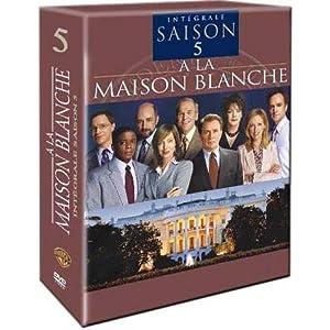 A la Maison Blanche : l'intégrale Saison 5 - Coffret 6 DVD