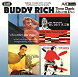 Buddy Rich Three Classic Albums Plus (The Wailing Buddy Rich / The Swinging Buddy Rich / This One's For Basie)