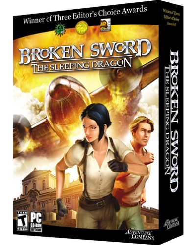 Broken Sword: Sleeping Dragon