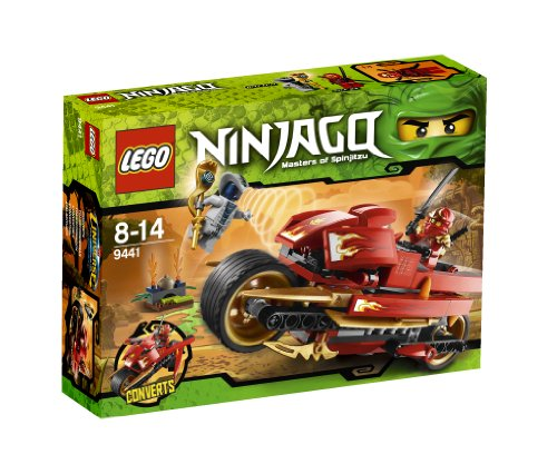 51347ZMSenL Buy  LEGO Ninjago Kais Blade Cycle