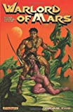 img - for Warlord of Mars Volume 2 TP book / textbook / text book