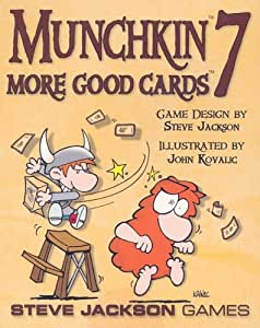 Munchkin 7: More Good Cards Expansion