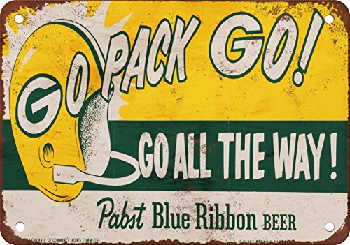 1961-packers-and-pabst-blue-ribbon-beer-vintage-look-reproduction-metal-sign