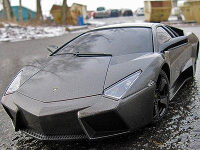 Komplettset inkl. Batterien! RC Auto, Lamborghini Reventon, RC Ferngesteuertes, Modellauto, 1:18 jetzt kaufen