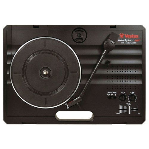 Find Cheap Vestax VES-HANDYTRAXUSBBLK Handy Trax, Black