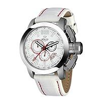 [メタル.シーエイチ]METAL.CH 腕時計 クロノ ホワイト 2110.44 [正規輸入品] 2110.44 メンズ 【正規輸入品】