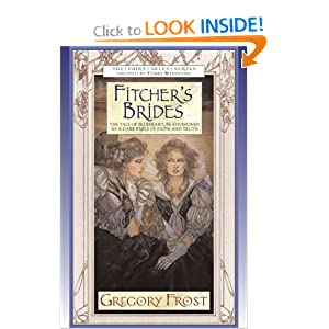 Fitcher's Brides (Fairy Tale (Tor)) by Gregory Frost