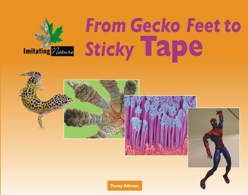 Imitating Nature - From Gecko Feet to Sticky Tape (From Gecko Feet To Adhesive Tape compare prices)