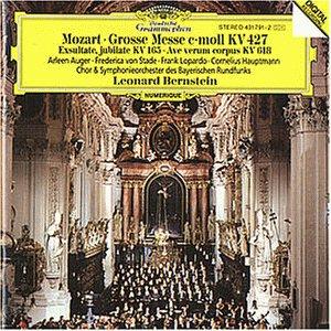 Grosse Messe / Ave Verum / Exsultate..
