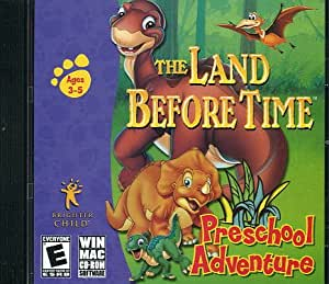 Amazon Com Twin Pak The Land Before Time Preschool