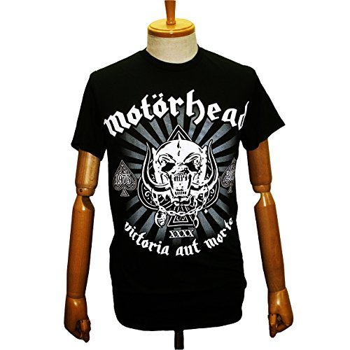 MOTORHEAD - 40TH ANNIVERSARY LOGO モーターヘッド オフィシャル バンドTシャツ ロックTシャツ XLサイズ