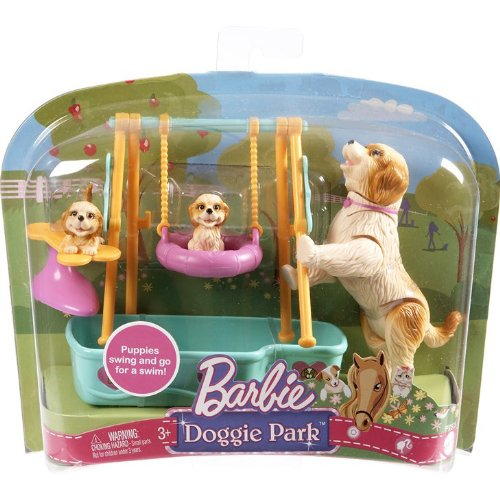 Barbie Doggie Park Doll