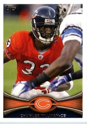 2012 Topps Football Card #297 Charles Tillman - Chicago Bears (NFL Trading Card)