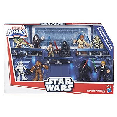 Star Wars Galactic Heroes Galactic Rivals Action Figure by Hasbro