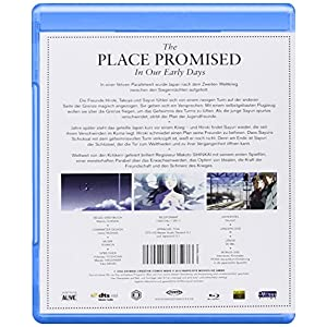 Place Promised in Our Early Days [Blu-ray] [Import allemand]