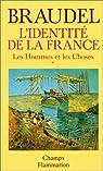 L'identité de la France par Braudel