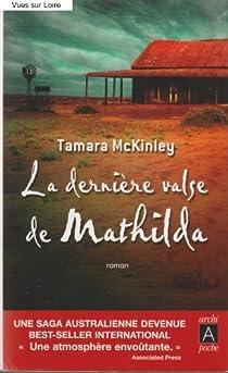 La dernière valse de Mathilda par McKinley