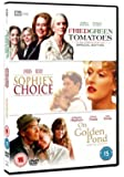 On Golden Pond/Fried Green Tomatoes/Sophie's Choice [DVD]