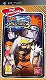 Naruto Shippuden: Ultimate Ninja Heroes 3 - Essentials (PSP)