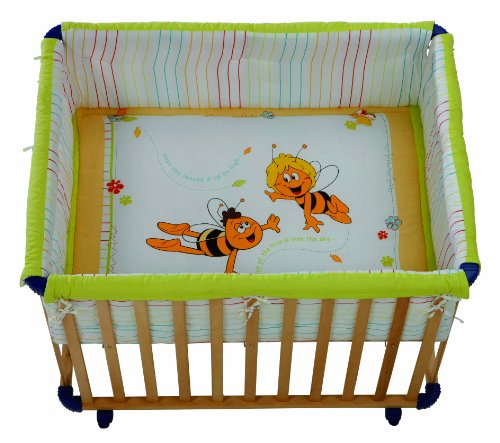 Imagen 1 de Roba 0241 SBM1 - Parque para bebé con diseño de la abeja Maya