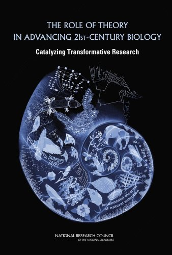 The Role of Theory in Advancing 21st-Century Biology: Catalyzing Transformative Research