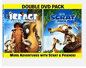 Ice Age: Dawn of the Dinosaurs + The Scrat Pack