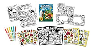 Cra-Z-Art Angry Birds Super Value Kit