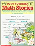 img - for Do-It-Yourself Math Stories book / textbook / text book