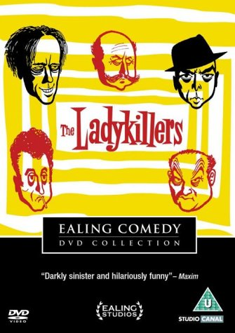 The Ladykillers [DVD] [1955]