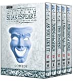 BBC Shakespeare Comedies DVD Giftbox