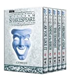 BBC Shakespeare Comedies DVD Giftbox