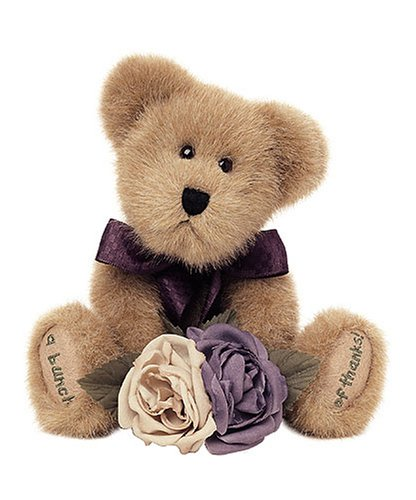 Boyds Bears FLORA THANKSABUNCH Style #903026 - 1